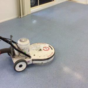 Geelong commercial vinyl floor cleaner